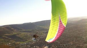 Parapente-Millau-Vol Acrobatique en Parapente au-dessus à Millau-3