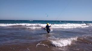 Kitesurfing-Las Palmas de Gran Canaria-Group and semi-private kitesurfing lessons in Las Palmas de Gran Canaria-2