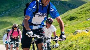 Vélo de Descente-Avoriaz, Portes du Soleil-Initiation VTT à Avoriaz-5