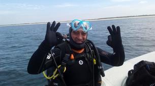Plongée sous-marine-Peniche-Scuba diving PADI courses in Peniche, Portugal-3
