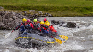 Rafting-West Glacial River-Rafting down the West Glacial River, Northwestern Region of Iceland-6