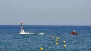 Flyboard / Hoverboard-Santorin-Flyboarding session in Santorini-6