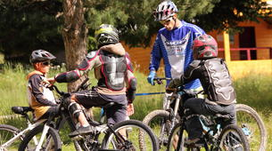 Mountain bike-Les Deux Alpes-Initiation au VTT de descente aux 2 Alpes-3