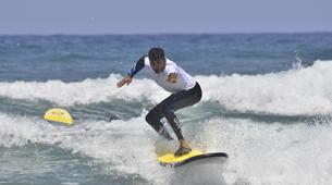 Surf-Abades, Tenerife-Surf camp de 8J/7N à Tenerife-1