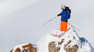 Ski Hors-piste-Tignes-Ski Hors-pistes à Tignes, Espace Killy-2