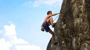 Escalade-Arco-Advanced rock climbing course in Arco, Lake Garda-1