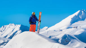 Ski Hors-piste-Tignes-Ski Hors-pistes à Tignes, Espace Killy-1