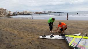 Windsurf-El Médano, Tenerife-Windsurfing courses in El Medano, Tenerife-4