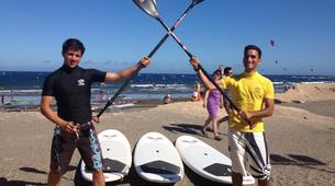 Stand Up Paddle-El Médano, Tenerife-Stand up paddle excursion in El Medano, Tenerife-4