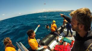 Kitesurfing-Corralejo, Fuerteventura-Beginner kitesurfing courses in Corralejo, Fuerteventura-2