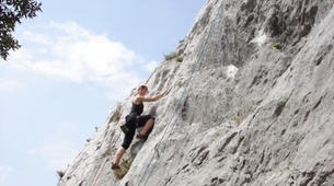 Escalade-Arco-Climbing Taster for novices in Arco, Lake Garda-4