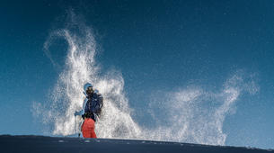 Ski Hors-piste-Tignes-Ski Hors-pistes à Tignes, Espace Killy-3