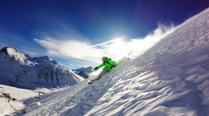 Backcountry Skiing-Tignes, Espace Killy-Backcountry skiing in Tignes, Espace Killy-2
