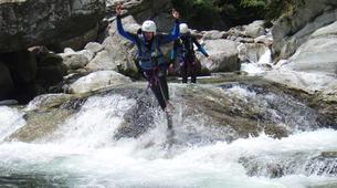 Canyoning-Alagna Valsesia-Canyon Sesia Gorges near Alagna Valsesia-6