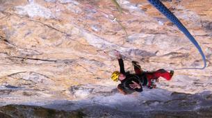 Escalade-Gap-Stage Escalade à Orpierre dans les Hautes Alpes-4