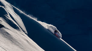 Ski Hors-piste-Tignes-Ski Hors-pistes à Tignes, Espace Killy-5