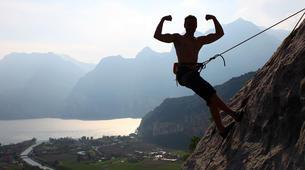 Escalade-Arco-Advanced rock climbing course in Arco, Lake Garda-6