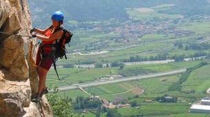 Via Ferrata-Arco-Via Ferrata Monte Albano near Arco, Lake Garda-3