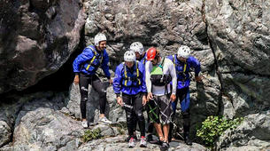 Canyoning-Alagna Valsesia-Canyon Artogna near Alagna Valsesia-5