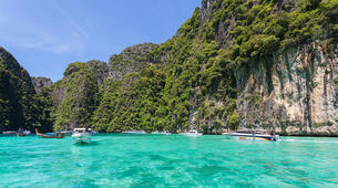 Scuba Diving-Phi Phi Islands-3 Adventure dives in Ko Phi Phi-6