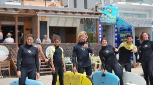 Surfing-El Medano, Tenerife-Surfing lessons and courses in El Medano, Tenerife-5