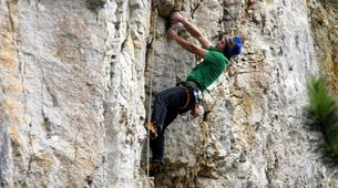 Escalade-Gap-Stage Escalade à Orpierre dans les Hautes Alpes-2
