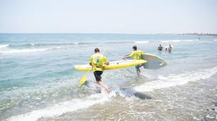 Stand Up Paddle-Larnaca-Stand up paddle safari in Larnaca, Cyprus-4