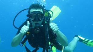 Scuba Diving-Port-Louis, Grande-Terre-FFESSM Level 1 diving course in Port Louis, Guadeloupe-1
