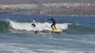 Surf-Abades, Tenerife-Surf camp de 8J/7N à Tenerife-2