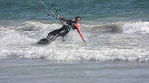 Kitesurfing-Tarifa-Semi-private Kitesurfing lessons in Tarifa-1