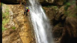 Canyoning-Arco-Canyon Rio Nero near Lake Garda-4