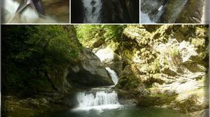Canyoning-Alagna Valsesia-Canyon Artogna near Alagna Valsesia-1