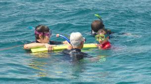 Snorkeling-Port-Louis, Grande-Terre-Snorkeling excursion in Port Louis, Guadeloupe-1