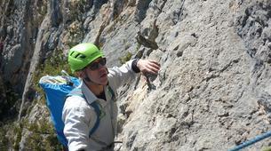 Escalade-Gap-Stage Escalade à Orpierre dans les Hautes Alpes-1