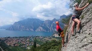 Escalade-Arco-Climbing Taster for novices in Arco, Lake Garda-2