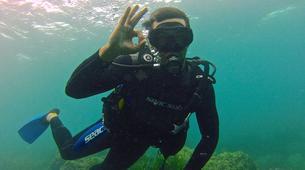 Plongée sous-marine-Nice-Baptême de Plongée à Nice-3