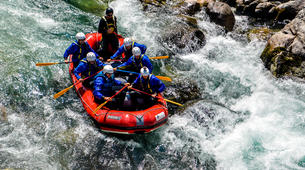 Rafting-Alagna Valsesia-Rafting down the Sesia River near Alagna Valsesia-4