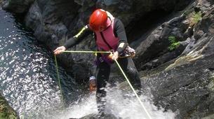 Canyoning-Castelnuovo di Garfagnana-Canyon Rio Selvano à Castelnuovo di Garfagnana-2