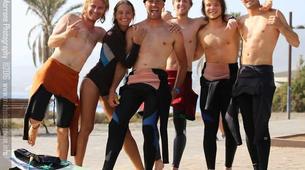 Surfing-El Medano, Tenerife-Surfing lessons and courses in El Medano, Tenerife-3