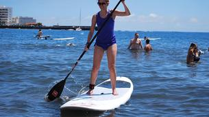 Stand Up Paddle-El Médano, Tenerife-Stand up paddle excursion in El Medano, Tenerife-5