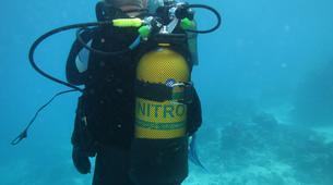 Scuba Diving-Port-Louis, Grande-Terre-FFESSM or SSI Nitrox diving course in Port Louis, Guadeloupe-1