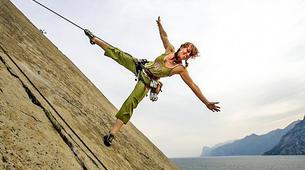Escalade-Arco-Multi-pitch climbing course in Arco, Lake Garda-5