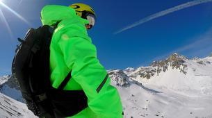 Backcountry Skiing-Tignes, Espace Killy-Backcountry skiing in Tignes, Espace Killy-3