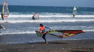 Windsurf-El Médano, Tenerife-Windsurfing courses in El Medano, Tenerife-3