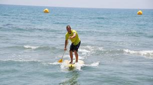 Stand Up Paddle-Larnaca-Stand up paddle safari in Larnaca, Cyprus-5