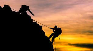 Escalade-Arco-Multi-pitch climbing course in Arco, Lake Garda-2