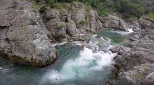 Canyoning-Alagna Valsesia-Canyon Sesia Gorges near Alagna Valsesia-3