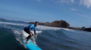 Surf-Puerto de la Cruz, Tenerife-Cours de surf débutant et intermédaire à Puerto de la Cruz, Tenerife-1