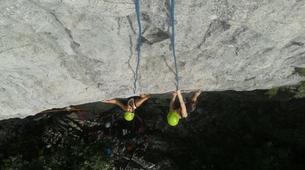 Escalade-Arco-Climbing Taster for novices in Arco, Lake Garda-5
