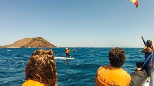 Kitesurfing-Corralejo, Fuerteventura-Beginner kitesurfing courses in Corralejo, Fuerteventura-3